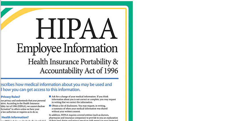 importance of hipaa and the bill of Us department of labor employee benefits security administration november 2015 the health insurance portability and accountability act (hipaa) offers protections.
